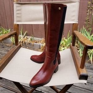 Louise et Cie Lo-Zandra Riding Knee-High Boots